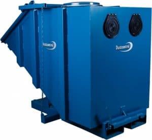 Original kontejner za zboranje posesanih odpadkov Vakuum tehnik d.o.o.